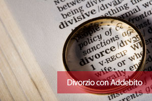 Addebito divorzio dopo separazione consensuale
