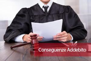 Separazione con addebito effetti e conseguenze
