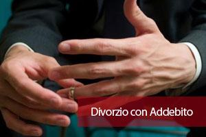 Divorzio con addebito per colpa o responsabilità