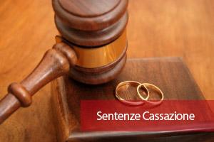 Separazione con addebito Cassazione sentenze